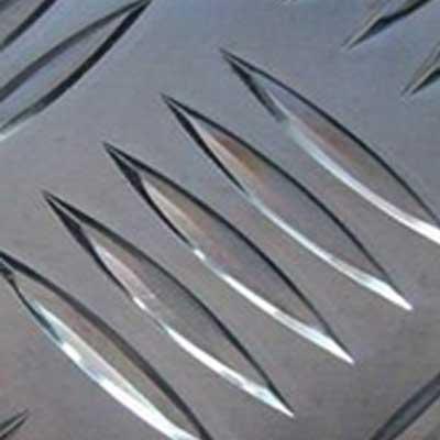 5 mm aluminium checker plate weight