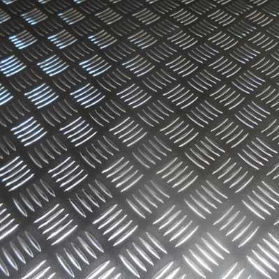 3 mm aluminium checker plate