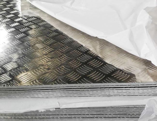aluminium floor plate sizes
