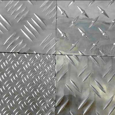 roll of aluminum diamond plate