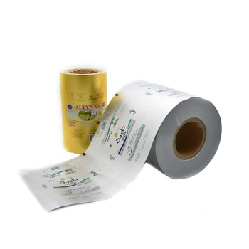 Can be customized thickness aluminum foil laminated paper