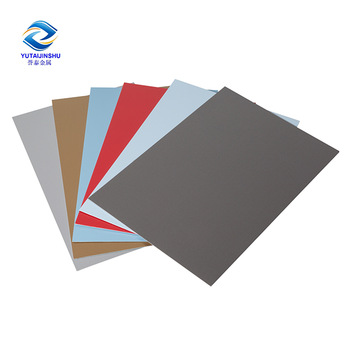 0.2 mm 0.7 mm Thick color coating aluminium sheet