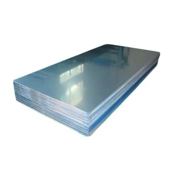 Polished Color 4A01 Aluminum Sheet as Building Material