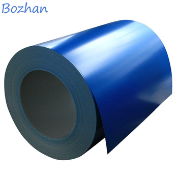 CE certificates good quality color Coated aluminum sheet