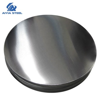 AIYIA Aluminum disc 1050 1060 1100 3003 6061 Aluminum circle round for cookwares and lights