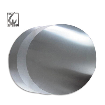 5154 5754 3 Thickness 4 Thickness Aluminum Circle Disc Disk sheet for Kitchen Pot