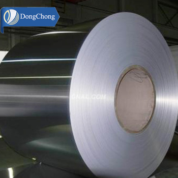 aluminum pipe roll 5052h32 3*1500MM stock