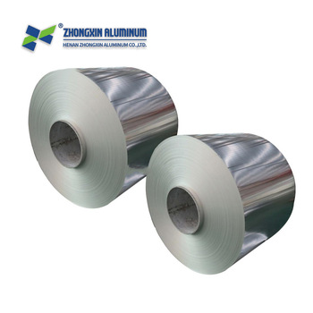 Trailer Roof 5052 H32 H36 H38 Aluminum Coil Roll Stock With Moisture Barrier