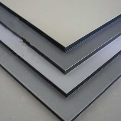 stucco aluminium sheet