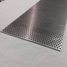 perforated aluminum sheet singapore