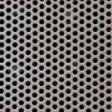 perforated aluminum sheet slotted